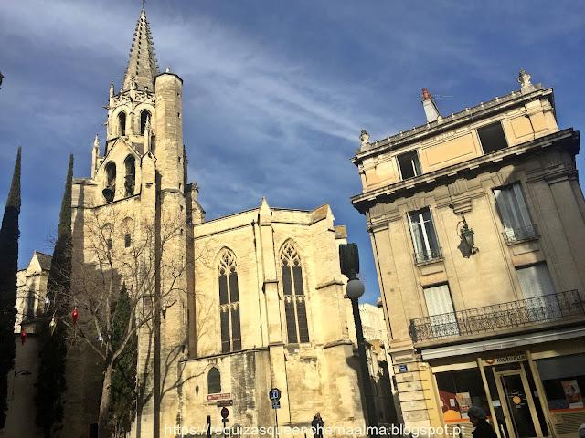 Centro Histórico de Avignon, Igreja de Saint Pierre, Avignon