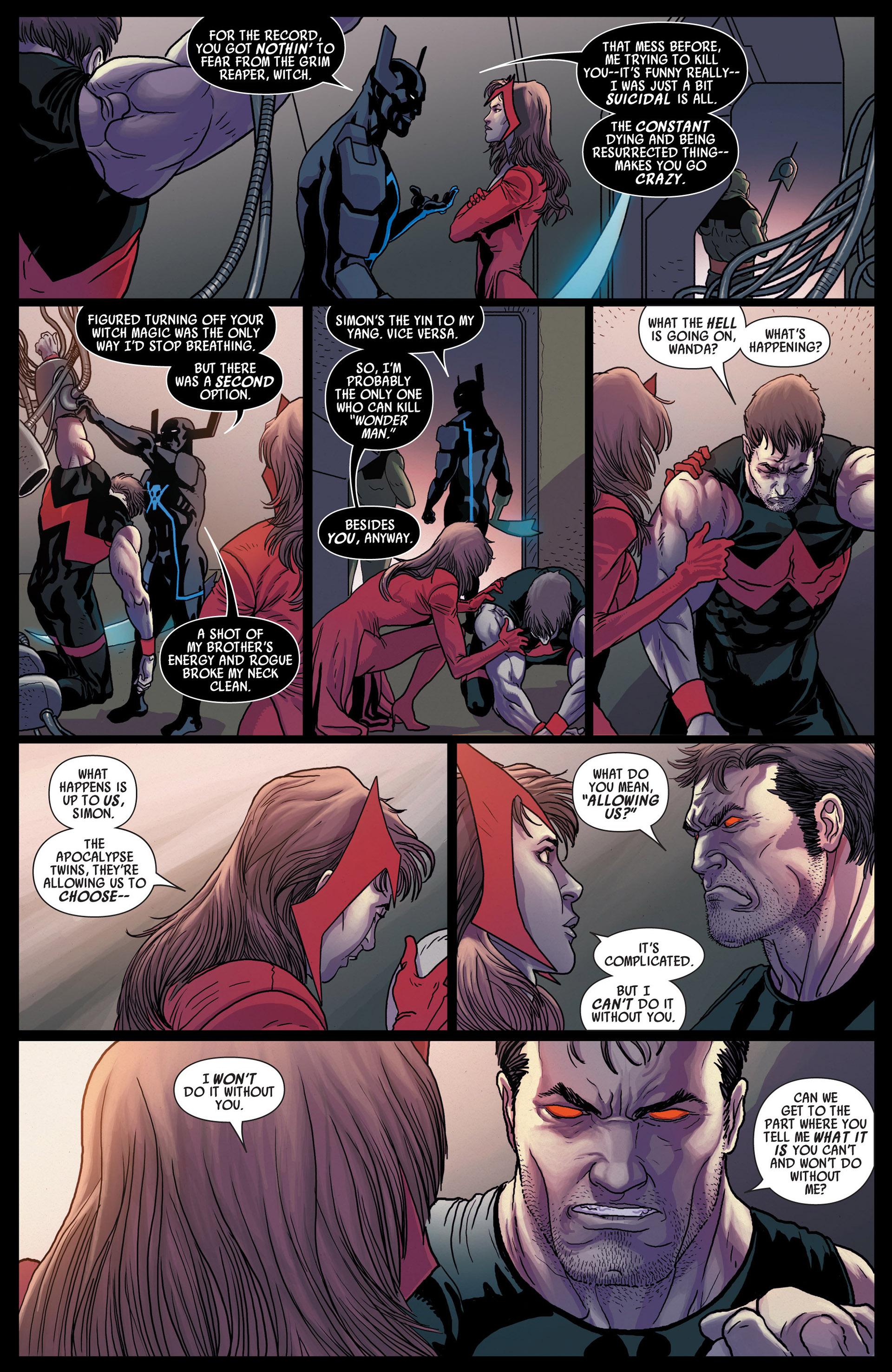 Read online Uncanny Avengers (2012) comic -  Issue #12 - 8