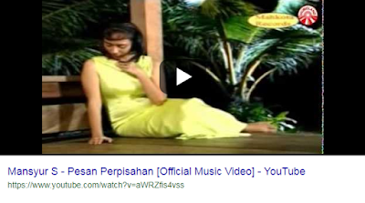Download Lagu Mansyur S Pesan Perpisahan Mp3