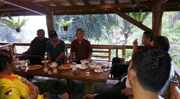 Politisi Henda Surwenda Hengkang dari Perindo ke Berkarya