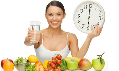 cara diet alami yang sehat dan cepat langsing
