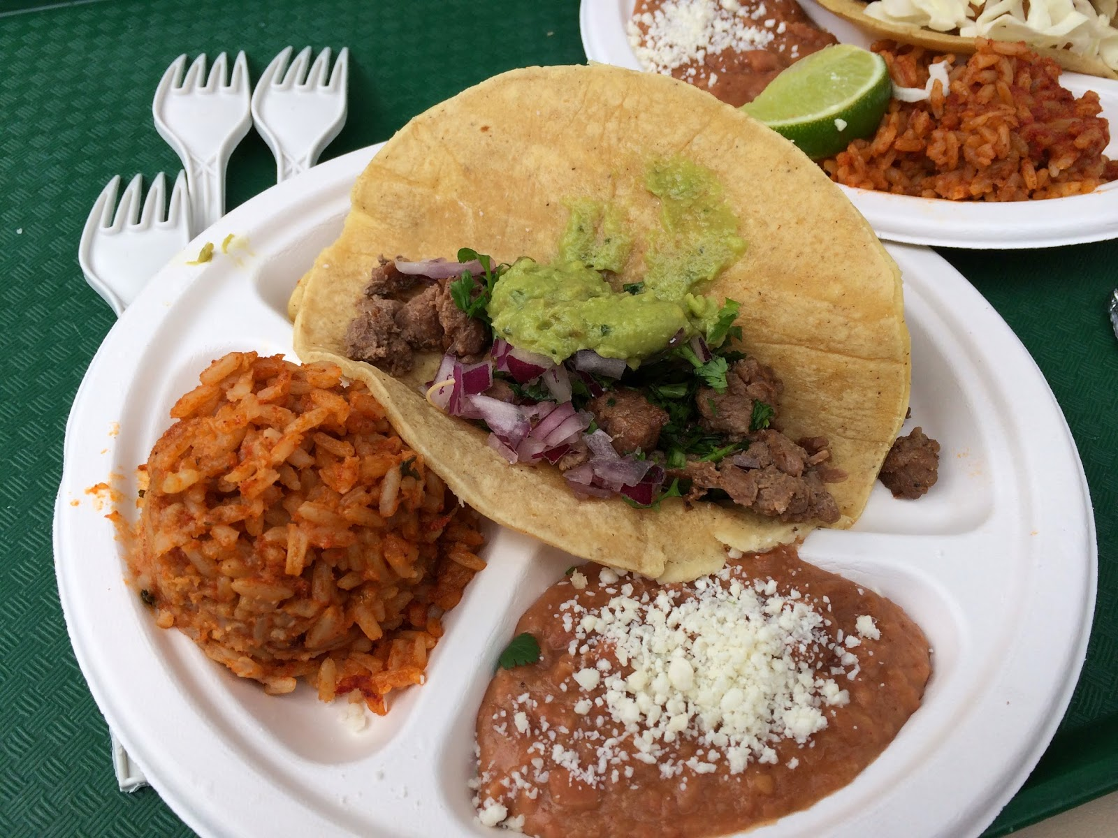 TASTE OF HAWAII: FRONT STREET CAFE AND CANTINA - SAN DIEGO ZOO