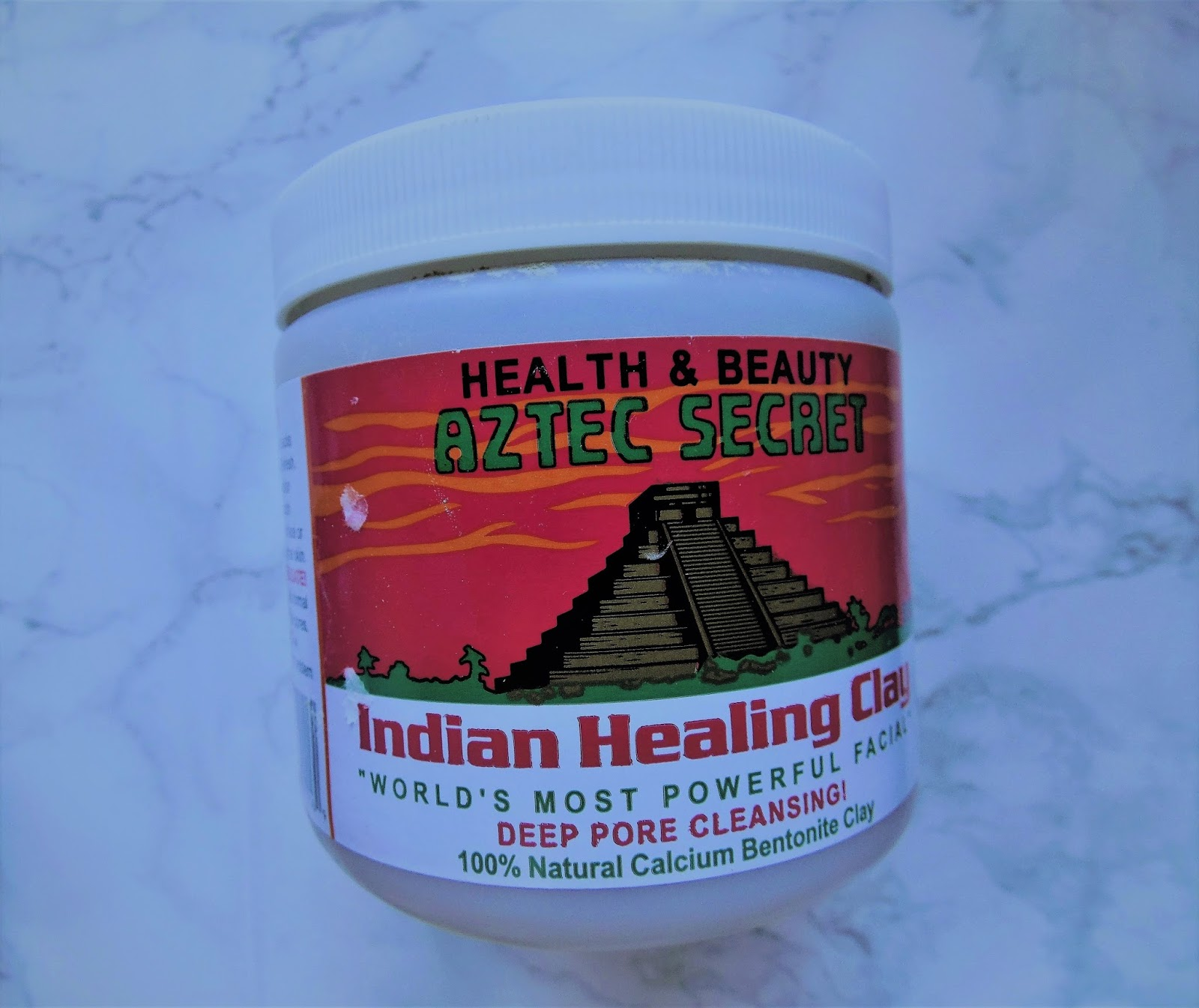 Review | Aztec Secret Indian Healing Clay Mask | The