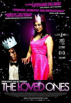 The Loved Ones una película de notable alto dirigida por Sean Byrne