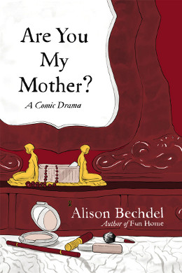Read Alison Bechdel's Are You My Mother? graphic novel