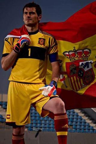 Iker Casillas 2013 Wal...