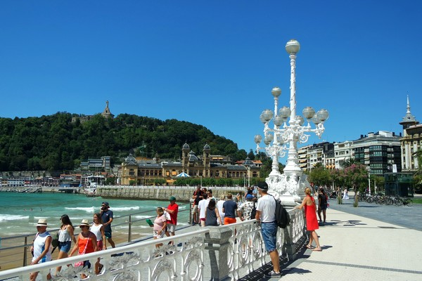 espagne pays basque san sebastian