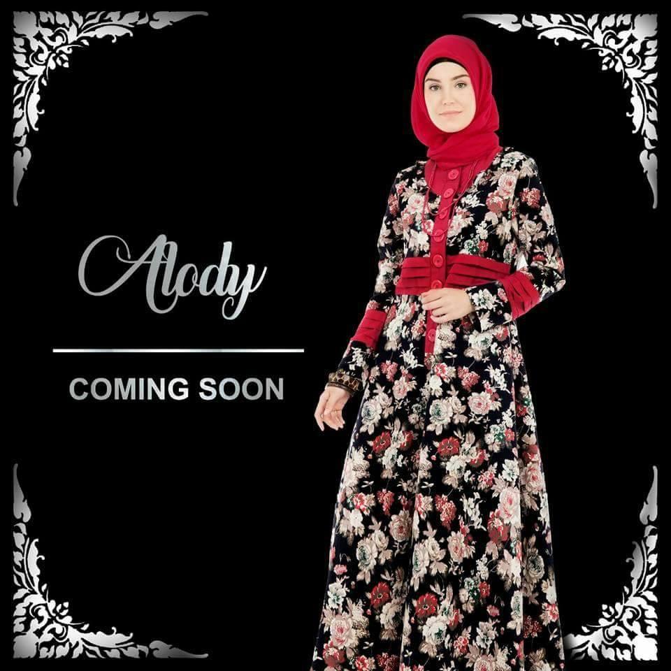 Koleksi Baju Muslim Alody