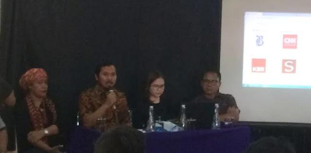 LBH Pers: <i>IndonesiaLeaks</i> Dibilang Bagian dari Hoax Ratna Sarumpaet, Ini Menggelikan!