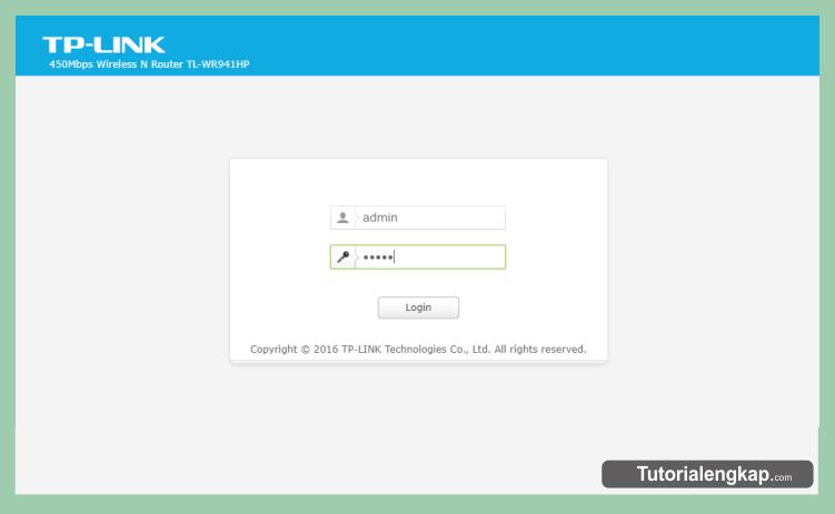 tp link td w8151n sebagai access point