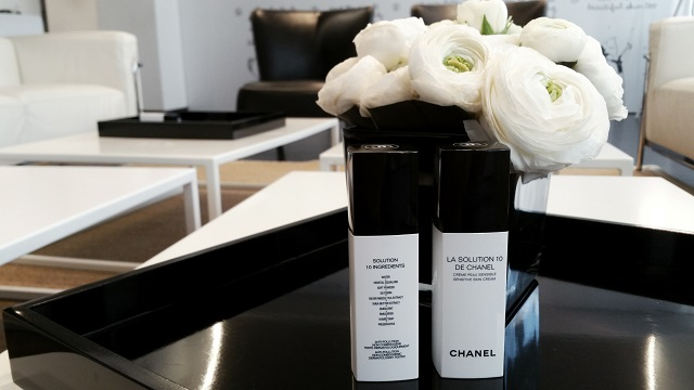 La solution 10 de chanel ingredienti, crema viso idratante pelli sensibili, veronique tres jolie