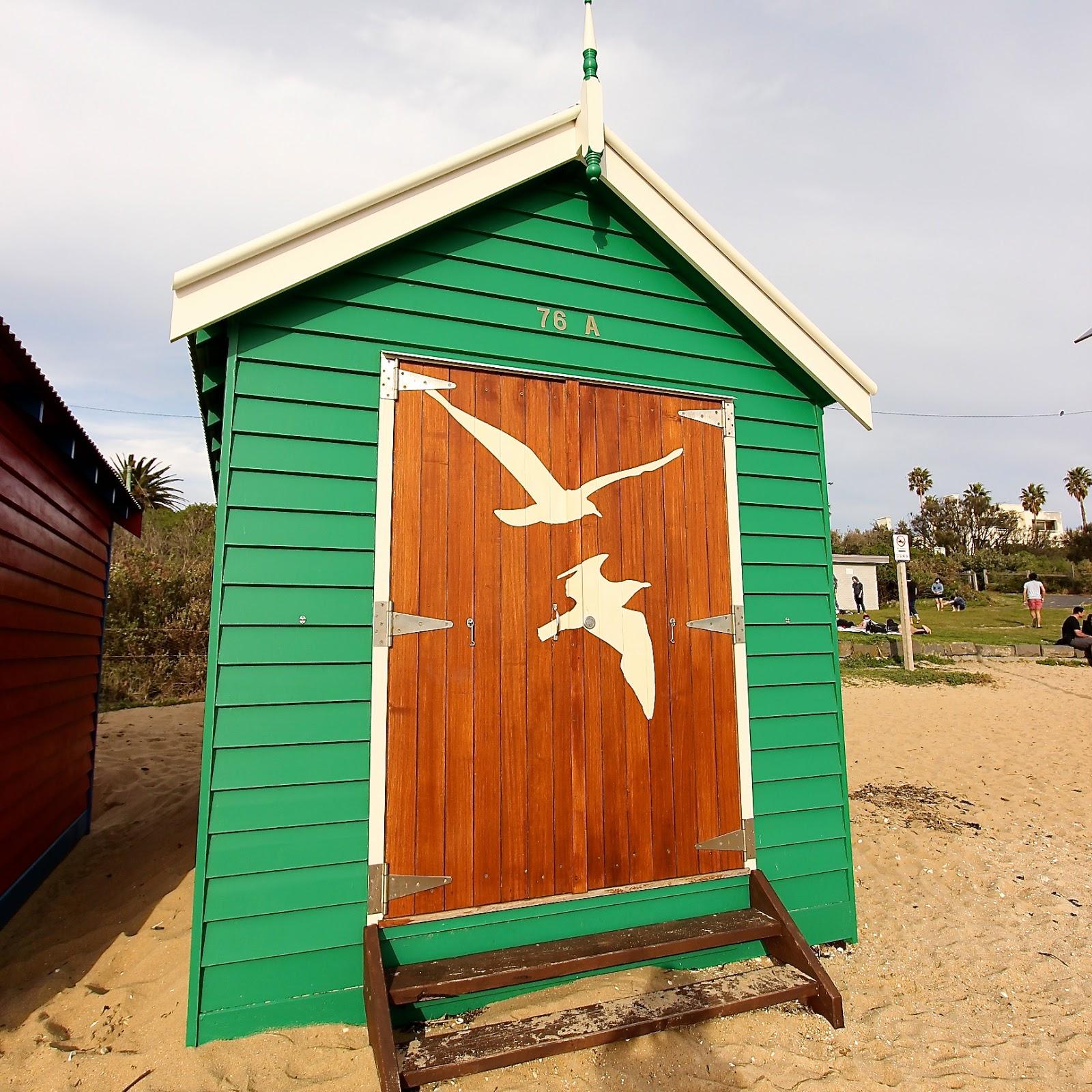 Beach Hut: Brighton Beach