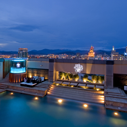 Passion For Luxury Rooftop Pools