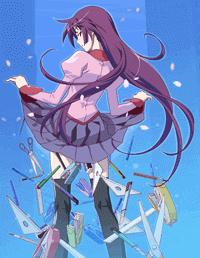 جميع حلقات الأنمي Bakemonogatari مترجم