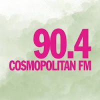 90.4 Cosmopolitan FM personal station for modern woman