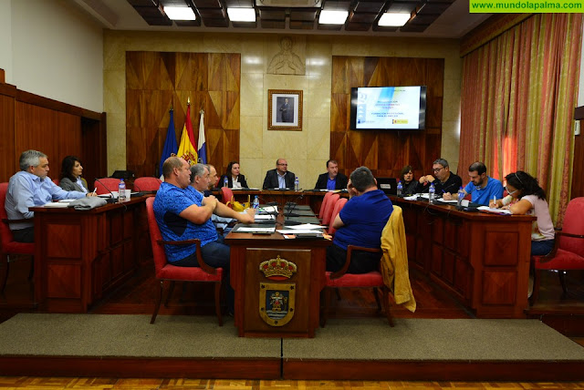 El SCE mejorará este año la cualificación para el empleo de más de 2.000 personas en la isla de La Palma