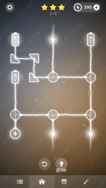 Laser Overload [Beginner] Level 2-8 Solution, Walkthrough, Cheats