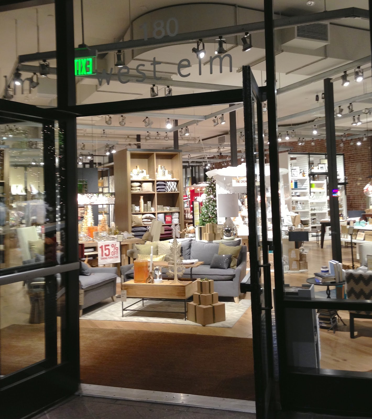 University Avenue, Palo Alto: Two New Furniture Stores