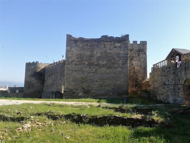 Castillo Templario de Ponferrada, Castillo Viejo