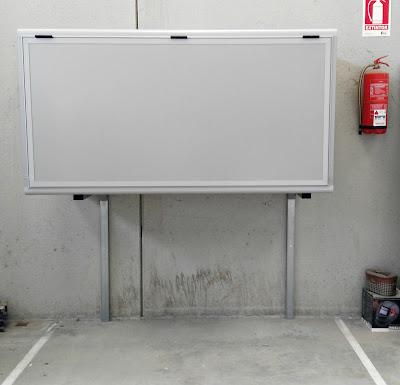 armarios para plazas de parking thermoestank