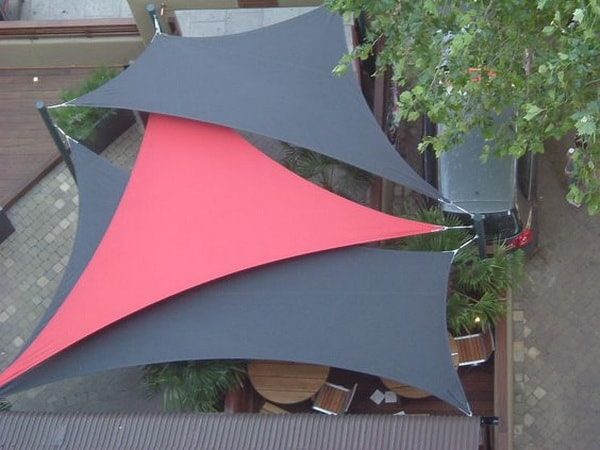 Discover The Advantages of Sail Awnings - Exterior Design Ideas 9