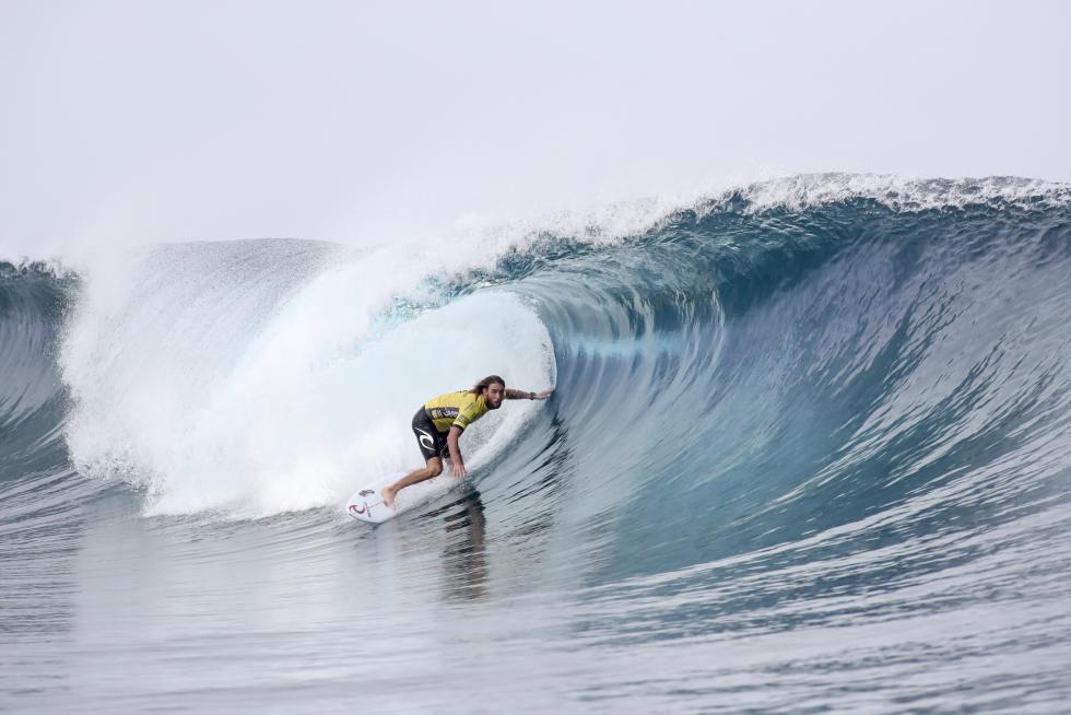 12 Matt Wilkinson Billabong Pro Tahiti 2016 foto wsl Poullenot Aquashot