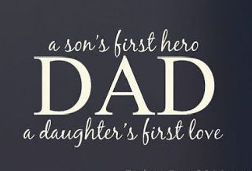 Happy Fathers Day Quotes 2019 From Daughters Sons Inspirational