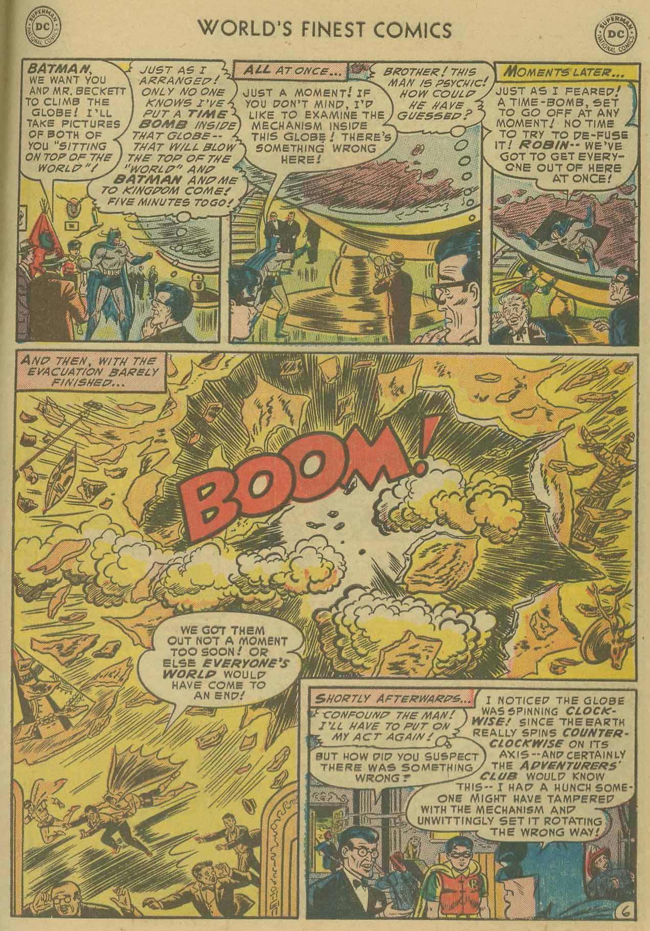 Read online World's Finest Comics comic -  Issue #69 - 59