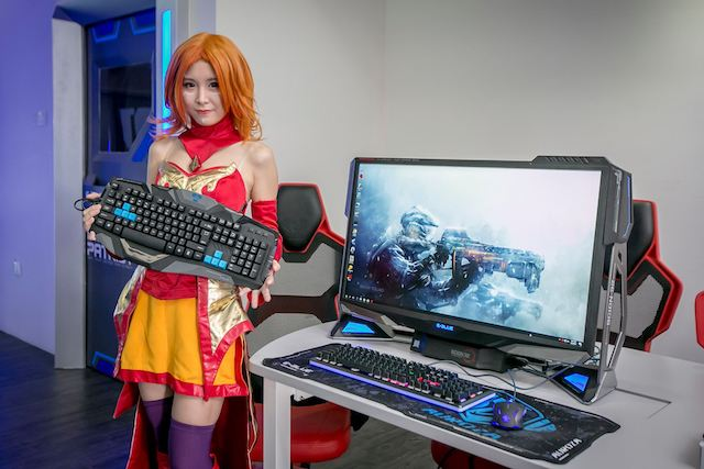 E-BLUE Gaming Peripherals Officially Launched In Malaysia