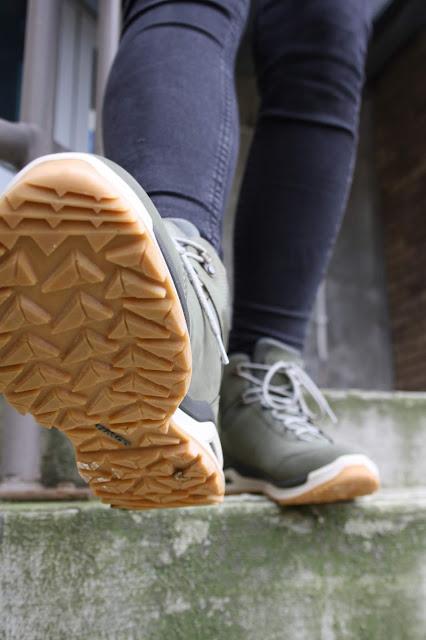 LOWA boots urban streetwear