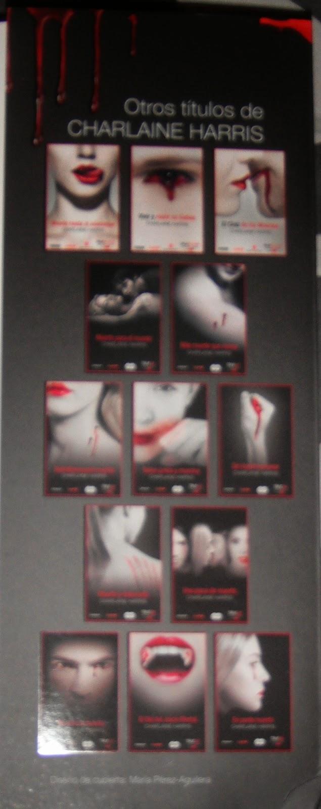 Serie Vampiros Surenos Sookie Stackhouse