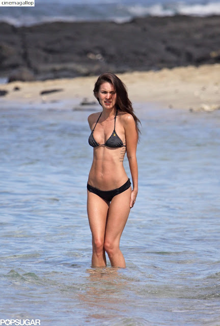 Megan Fox Hottest Bikini Pictures%2B%25282%2529 - 50 Hottest Bikini Pictures OF MeganFox |Best Lingerie Photoshoot & HD Wallpapers made your Jaw Drop