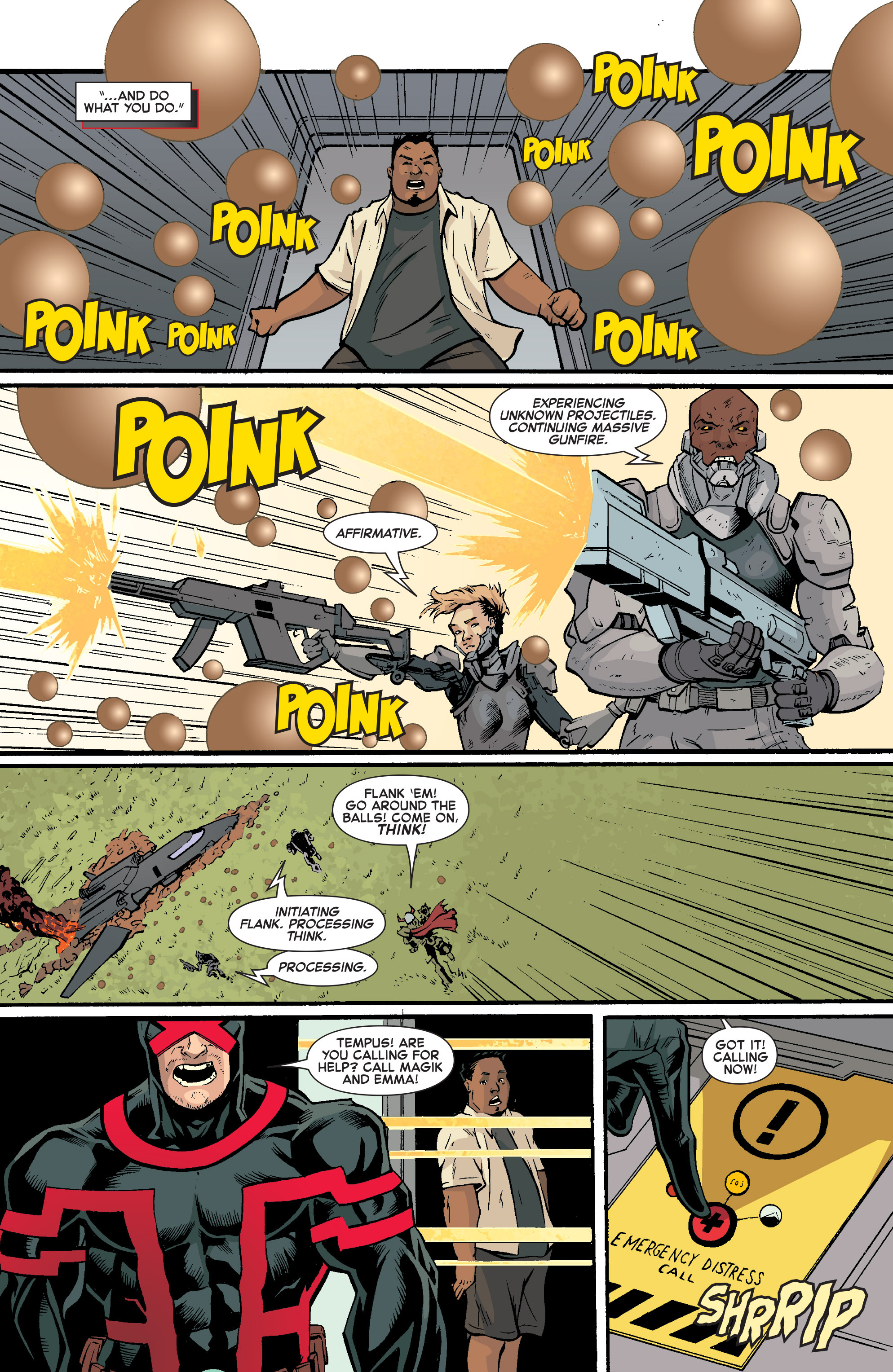 Read online Uncanny X-Men (2013) comic -  Issue # _Special 1 - 13