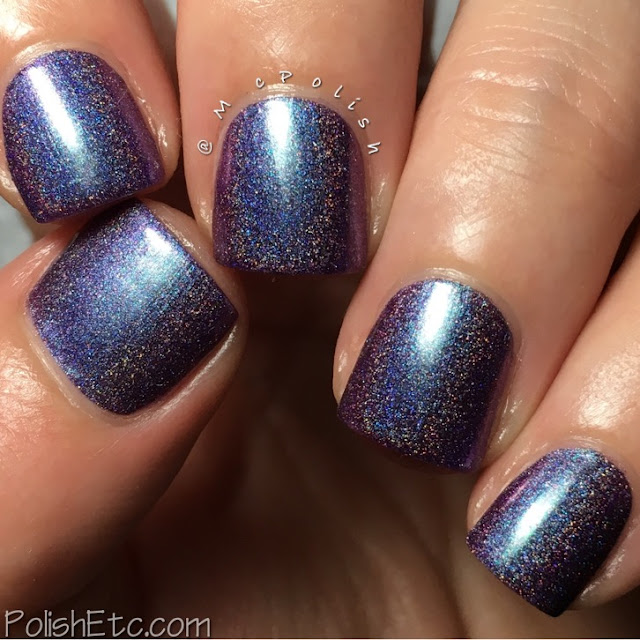 Pahlish - This is Holo-ween! - McPolish - Deadly Nightshade