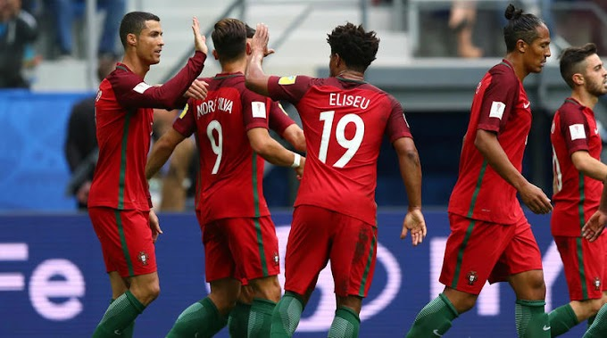 Portugal v Chile: Pizzi ready for tough challenge as champions of Europe and South America clash