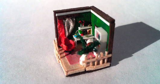 288 scale watermelon roombox