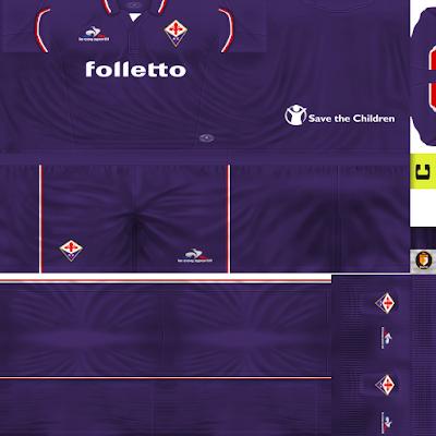 PES 6 ACF Fiorentina 2016 17 GDB Kits 01927e26b