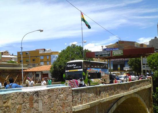 Planifican reunión para la construcción de un nuevo puente internacional la Quiaca – Villazón