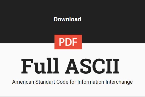 Download full ASCII - pdf
