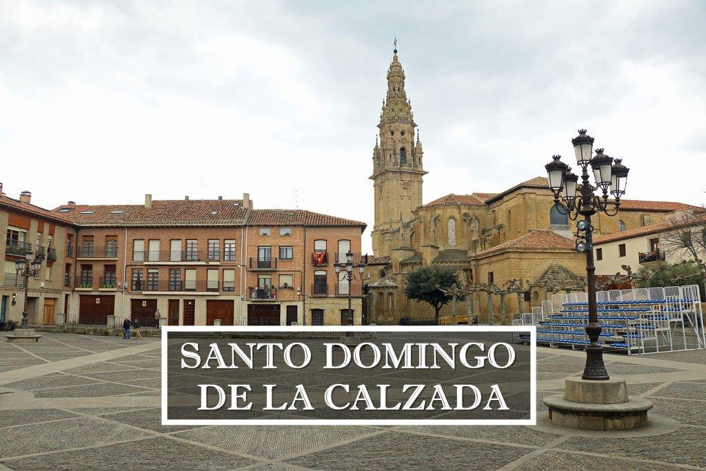 Santo Domingo de la Calzada y el milagro del gallo y la gallina