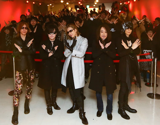 X JAPAN Surprises Japanese Fans in More Ways Than One!