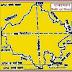 Rajasthan's position and extent - राजस्थान की भौगोलिक स्थिति एवं विस्तार