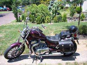 suzuki vs700 intruder motorcycle 1987 complete electrical. Black Bedroom Furniture Sets. Home Design Ideas