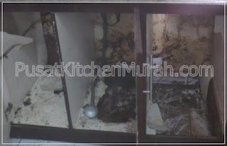 Kitchen Set Anti Air