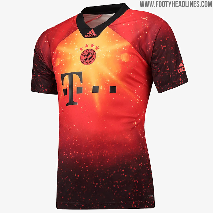 b5e43611c7f ... Adidas x EA Sports Bayern München 2018 football shirt. +1. 2 of 2. 1 of  2