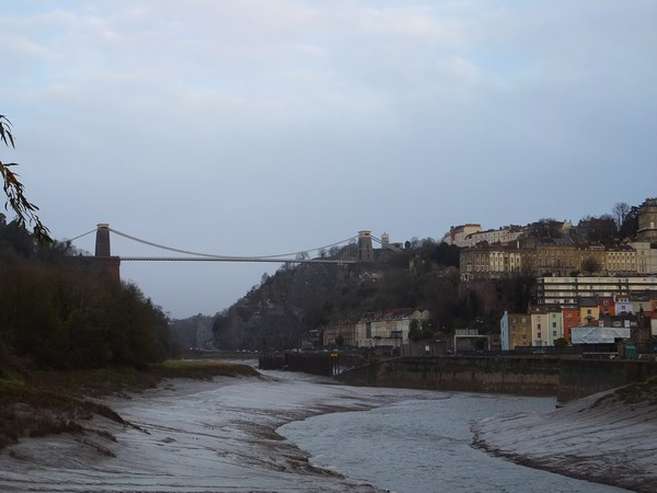 bristol clifton pont bridge