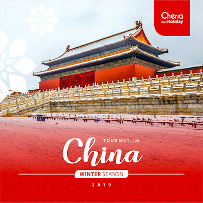 Paket Tour China Winter Season 2018