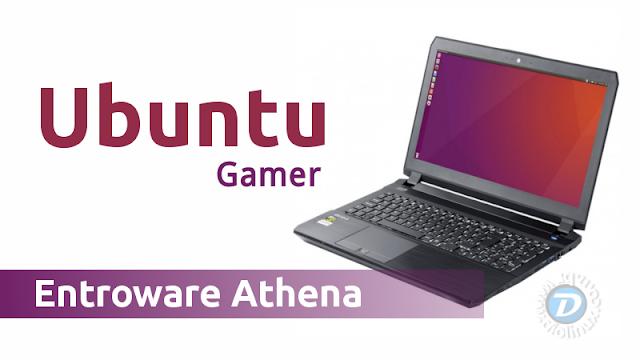 Entroware Athena Ubuntu