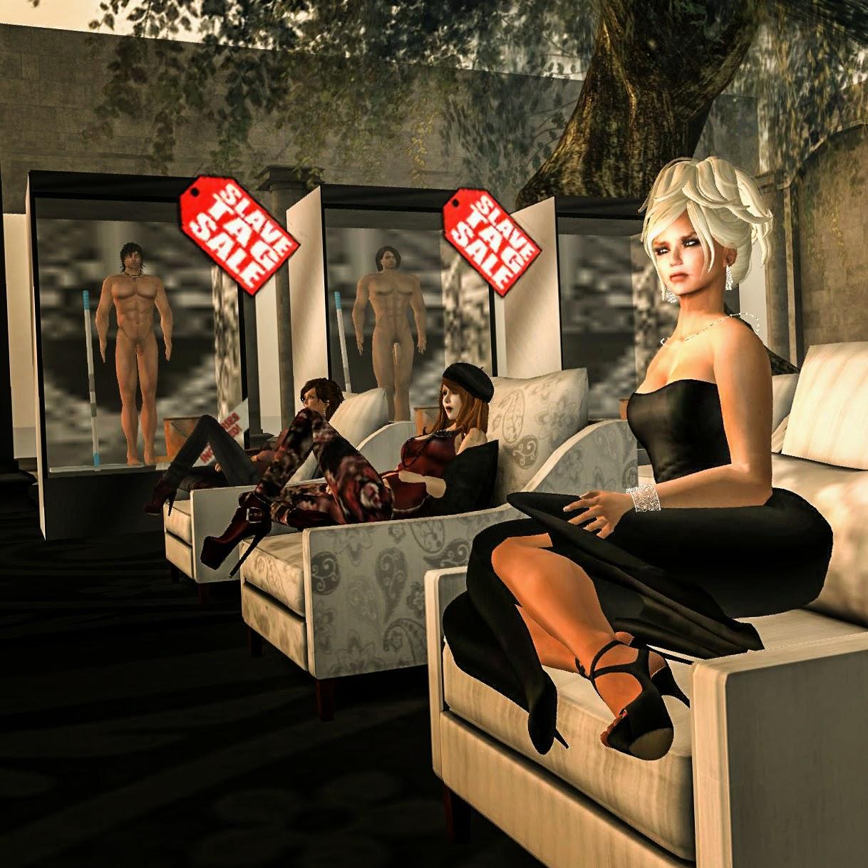Femdom Slave Auction 105