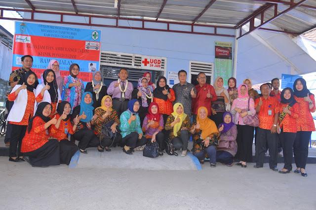 Puskesmas Tanjung Raja Di Akreditasi